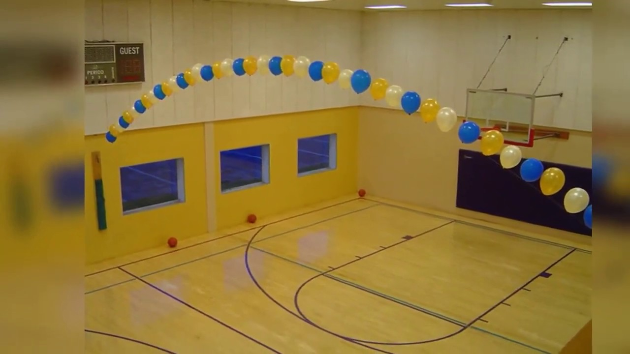 Gymnasium decor Supreme