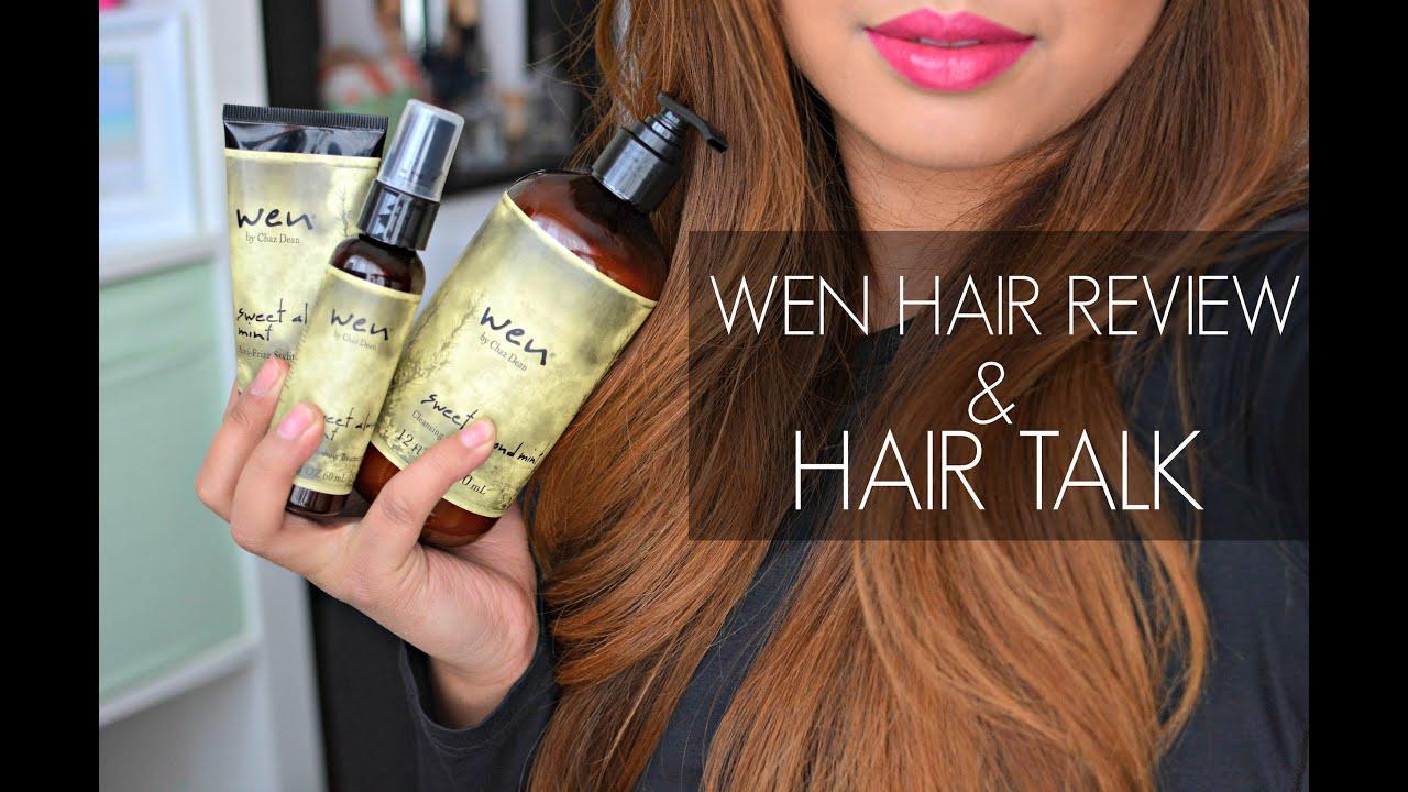 WEN Hair Product Review HAIR Talk