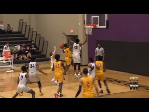 Stafford vs Fulshear - Texas High School Boys Basketball Highlights