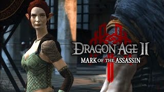 Dragon Age 2: Mark of the Assassin - Game Movie (All Cutscenes + Story Battles) [Complete]