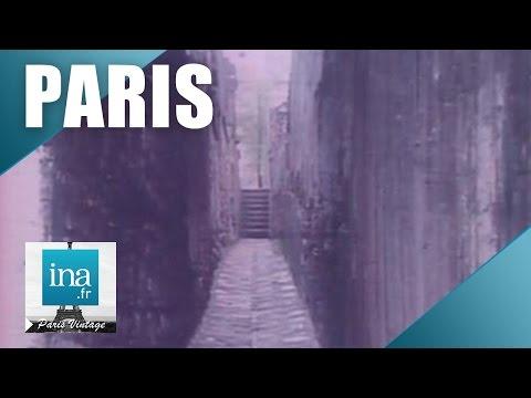 Paris insolite : connaissez-vous ces lieux ? | Archive INA