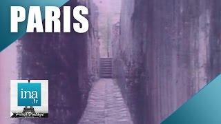Paris insolite : connaissez-vous ces lieux ?   Archive INA