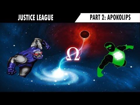 Justice League Movie: Apokolips Screenplay