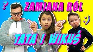 ZAMIANA RÓL - Tata i Wikuś # 152 Sara i Toy Story