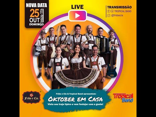 Oktober em Casa - Tropical Band
