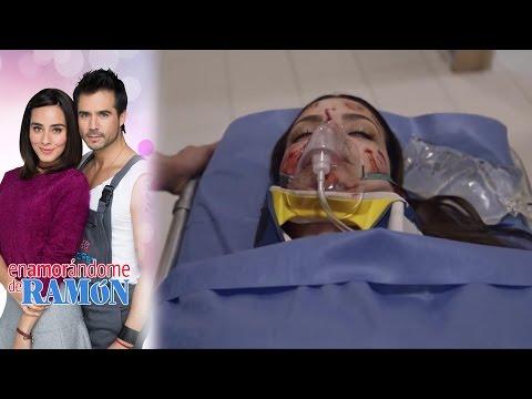¡Virginia sufre un accidente! | Enamorándome de Ramón - Televisa