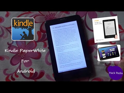 Amazon Kindle Reader For Android Devices ( Moon + Reader )