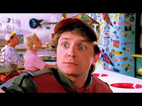 Top 5 Movie Mistakes: Back to the Future Part II