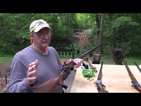 Classic Single Shot Rifles