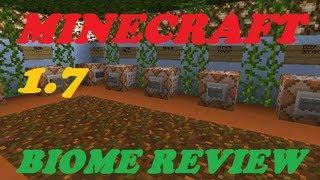 Minecraft 1.7 - Sunflower Plains