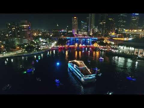 Sarykarmen Rivera - Todavía puedes inscribir tu embarcación para el desfile de navidad