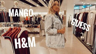 VLOG: Покупки и Примерка Одежды H&M, MANGO, LC Waikiki