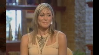 Sarah Whatmore - Interview on Des & Mel & Automatic performance [1080p HD]