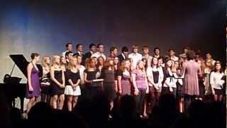 """Großer Chor des Graf-Rasso-Gymnasiums Sommerkonzert 2012 """"Run"""""""