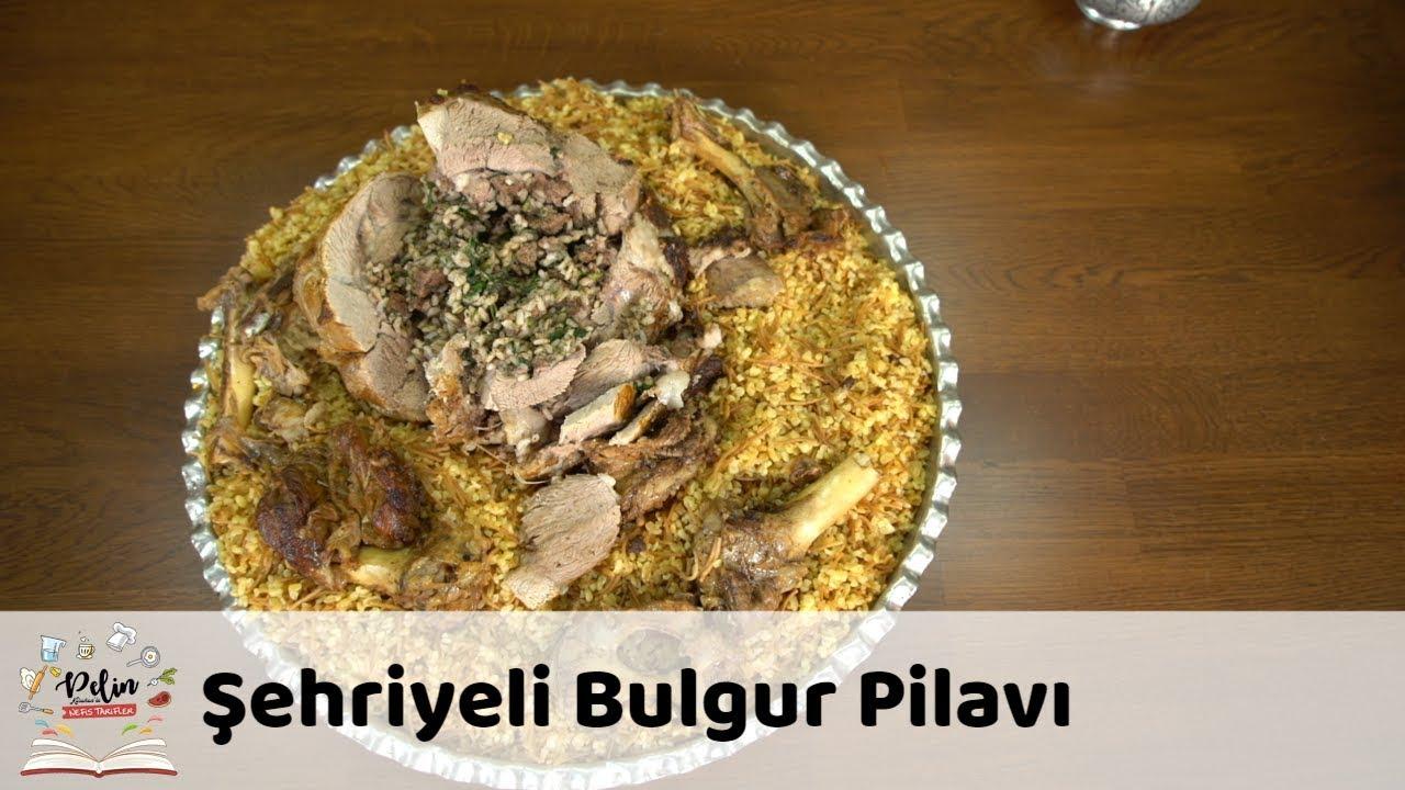 Şehriyeli Bulgur Pilavı Tarif Dergisi Yemek Tarifleri