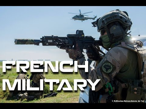 FRENCH MILITARY • French Army / Tribute • 2018 • 4K