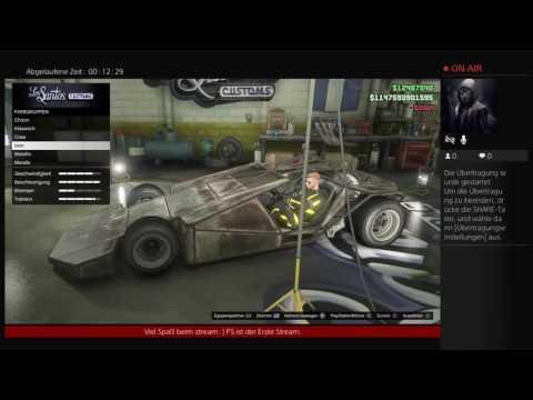 GTA V Import / Export DLC (German PS4)