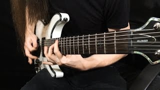 Within The Ruins | Ataxia III Guitar Cover [HD]