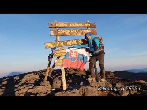 Seven Summits Mt Blanc Kilimanjaro Aconcagua