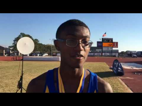 Eric Coston discusses his Class 5A championship