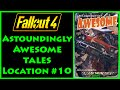 Fallout 4 - Astoundingly Awesome Tales - Trinity Plaza - 4K Ultra HD