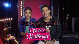 Ruggero ve Karol Music Challenge türkçe çeviri