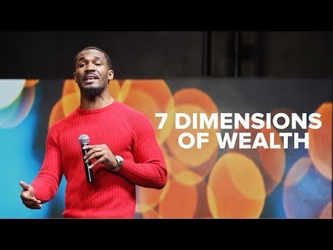 Focus | Dr. Matthew Stevenson | The 7 Dimensions Of Wealth