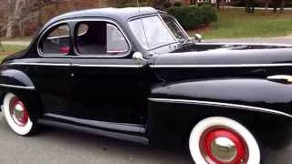 1941 Ford Super Deluxe Buisness Coupe Hot Rod