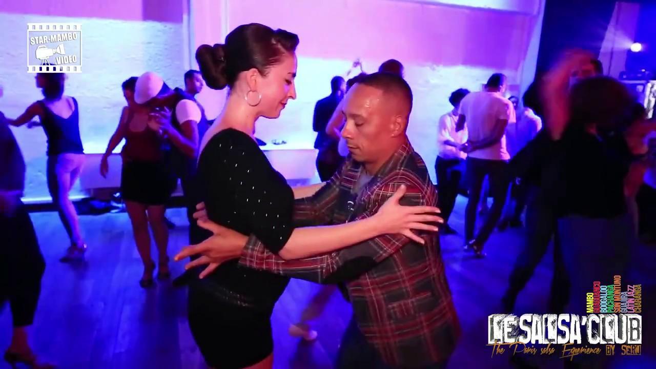 Laura & Noel @ Lesalsaclub