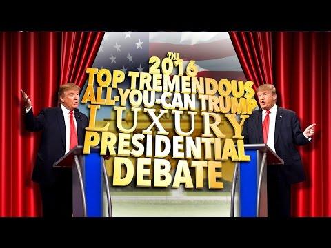 Stephen Moderates An All-Trump Debate