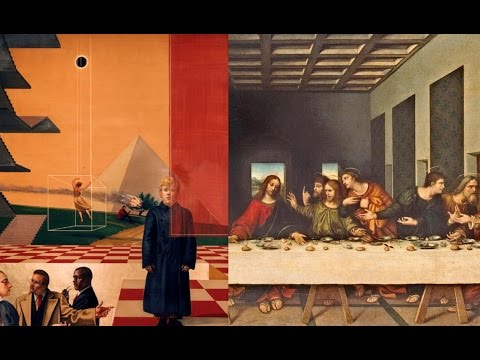 The Last Supper and The Bank of America Mural [Part 1]