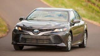 Toyota Camry Hybrid 2018 Car Review