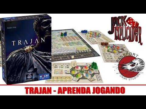Jack Explicador - Trajan - Aprenda Jogando