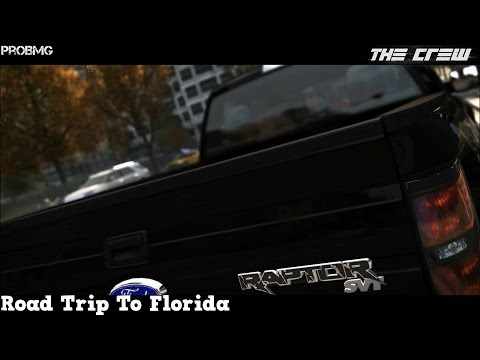 The Crew: Trip To Florida