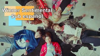 [Sub español] WINNER 센치해(SENTIMENTAL) MV MAKING I Paradise Subs Español
