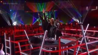 David Guetta - Play Hard (Feat. Ne-Yo, Akon) - Live at Billboard Music Awards 21013
