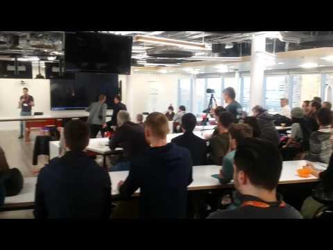 Galway's Virtual Capital of Culture bid - 3Dcamp Dublin