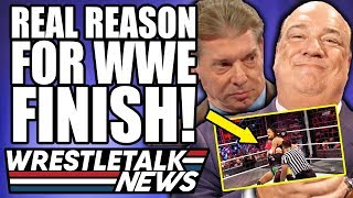 FAN FURY At WWE Elimination Chamber! Real Reason For Shayna Baszler Win! | WrestleTalk News