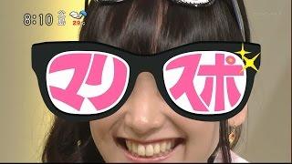 """2015年5月13日(水) モーニングCROSS - 脊山麻理子のマリスポ """"ボード回..."""