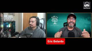 IT: Tech Talk and Coffee With EricBelardoCyber CISO