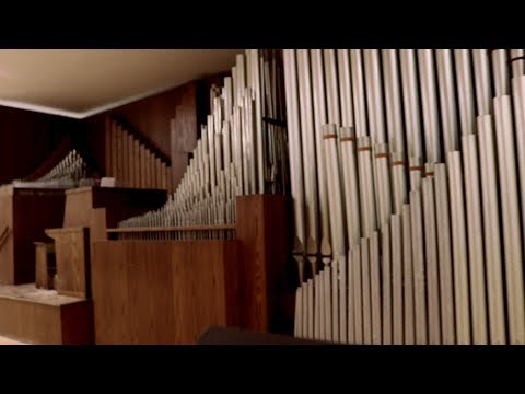 Inside the Music | A Farewell to the Hart Recital Hall Pipe Organ