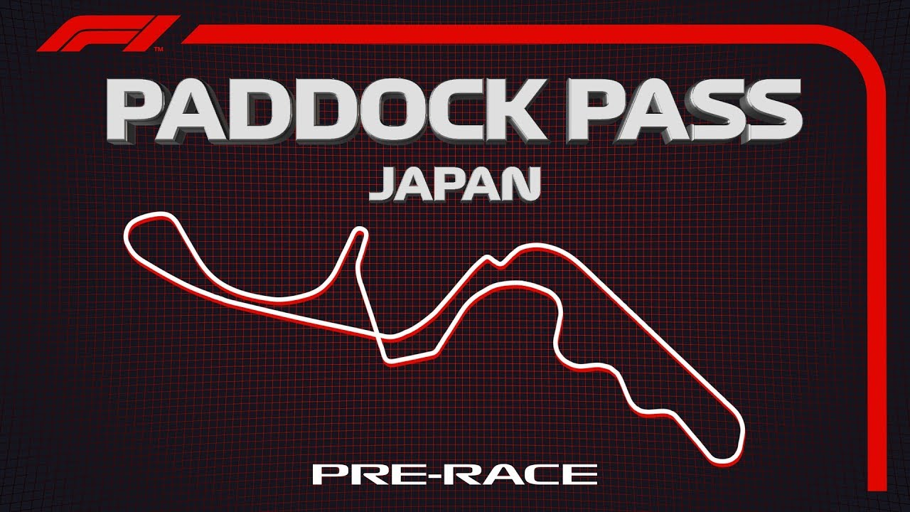 Paddock Pass: Pre-Race at the 2019 Japanese Grand Prix