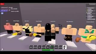 wwe svr 2011 Ultimate Roblox part1 Pilot video