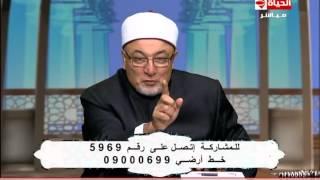 بالفيديو.. 'الجندي': 'حسبي الله ونعم الوكيل في كل شيخ لم يدافع عن الإسلام'