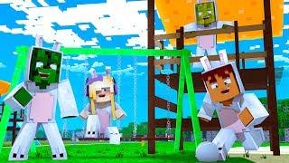 ÜBERLEBEN als OSTERHASEN?! - Minecraft WOLF