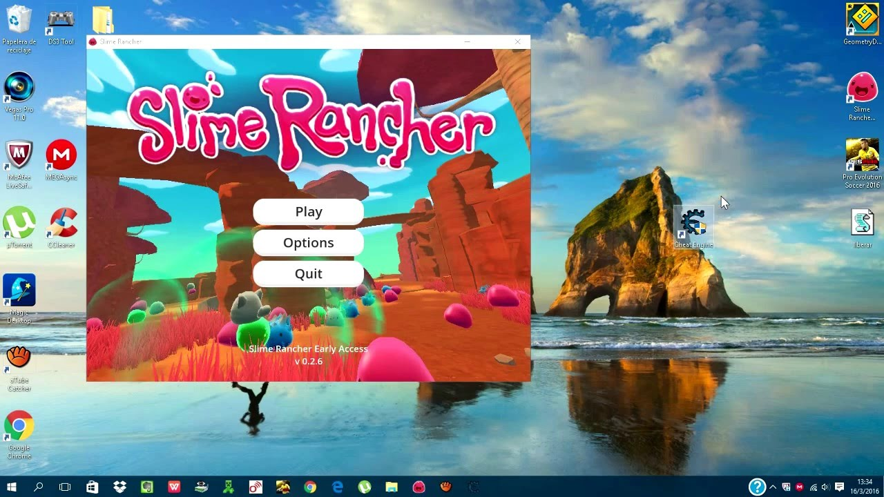 Cheat engine slime rancher