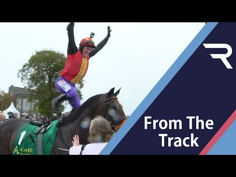 Pat Smullen Champions Race For Cancer Trials Ireland and all interviews - Racing TV