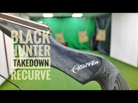 Archery Review: Black Hunter Takedown Recurve 60""