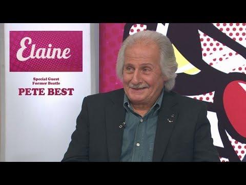 Pete Best on Elaine TV show /TV3 Ireland
