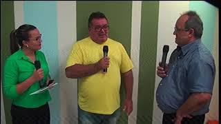Final do Campeonato limoeirense - Sérgio Murilo presidente do Caxias Futebol Clube